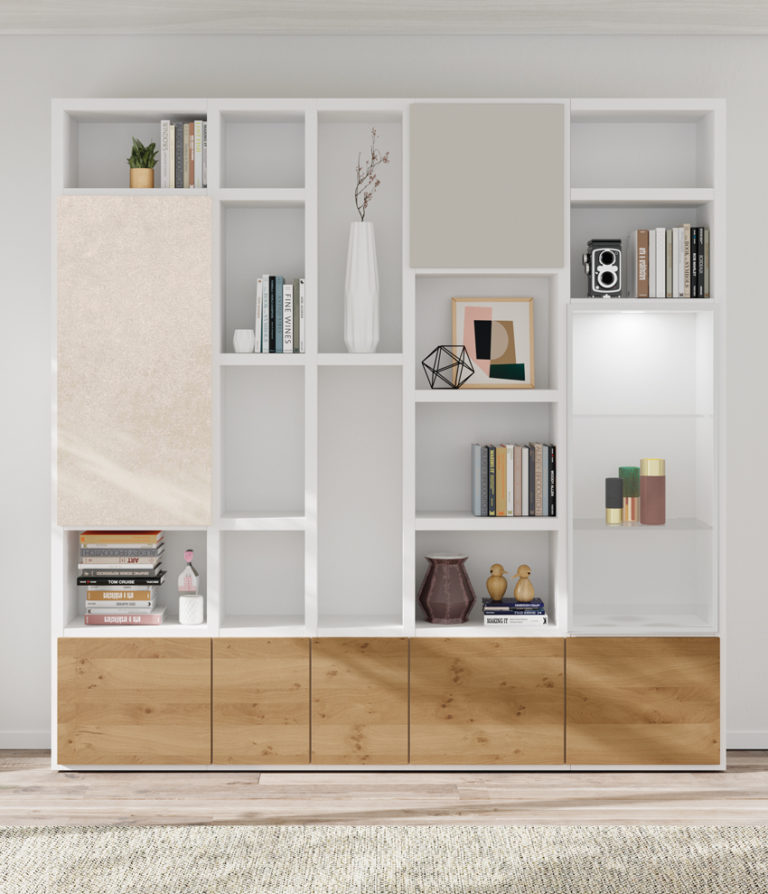 Soleil Bookcase