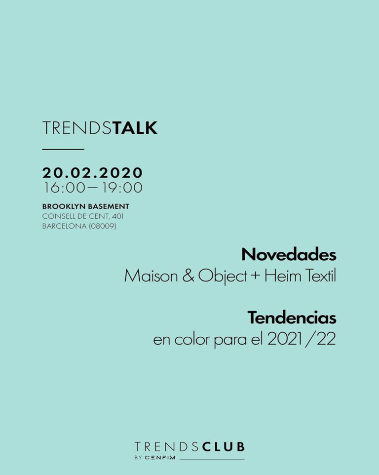 TrendTALK: Color (CENFIM)
