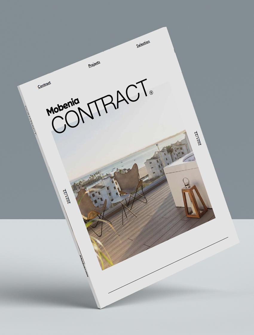 Новый каталог Mobenia Contract!